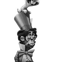 HAT HARE by LUKENEWELL