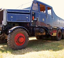 Scammell Contractor by Willie Jackson