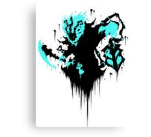 Thresh Ink Canvas Print