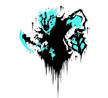 Thresh Ink Photographic Print