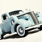 studebaker pickup by ARTistCyberello