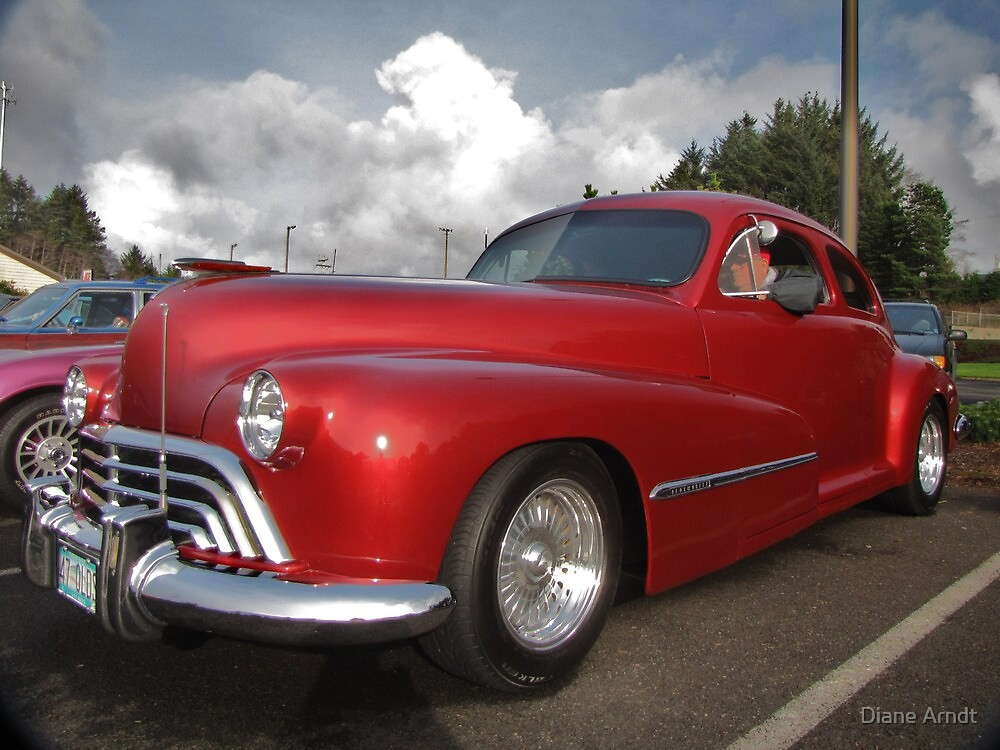 Car Show, Lincoln City, Oregon by Diane Arndt