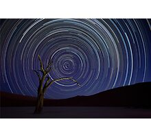 Namibian Skies - Africa Photographic Print