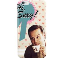 Moriarty Valentine's Day Card iPhone Case/Skin