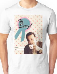 Moriarty Valentine's Day Card Unisex T-Shirt