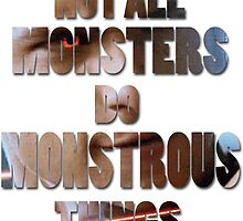 Not All Monsters Do Monstrous Things [Scott Alpha] by thescudders