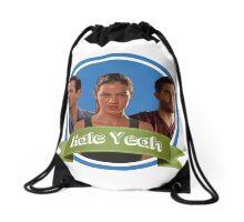 Hale Yeah Insignia [Back] Drawstring Bag