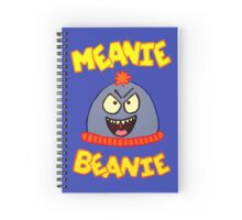Meanie Beanie Spiral Notebook