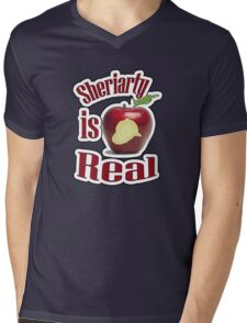 Sheriarty IS real Mens V-Neck T-Shirt