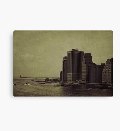 Liberty Scale Canvas Print