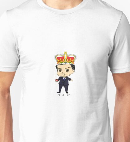 Moriarty Chibi Unisex T-Shirt
