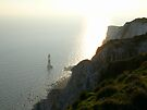 Late afternoon at Beachy Head by mikebov