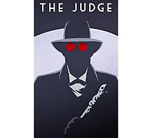 The Judge Photographic Print