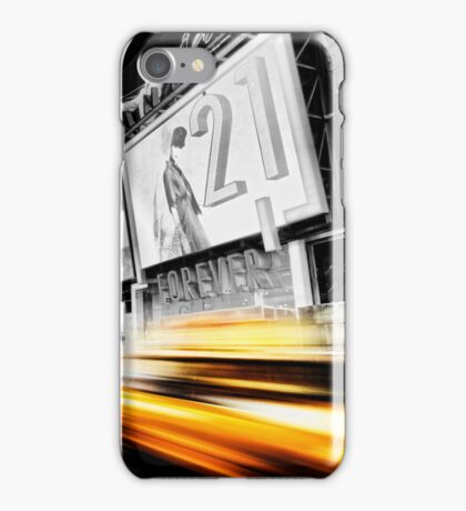 Time Lapse Square iPhone Case/Skin