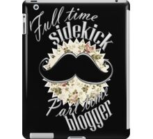 Blogger Watson iPad Case/Skin
