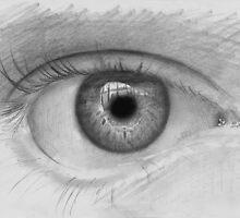 Eye by Jan Szymczuk