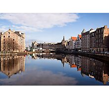 The Water Of Leith Photographic Print