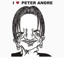 I Love Peter Andre by Ben Jennings