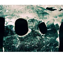 Melting Photographic Print