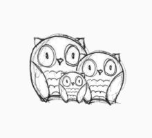 3 Owls Kids Tee