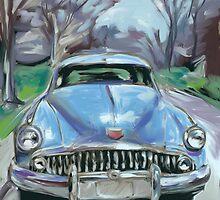 Classic Car by Cori Redford