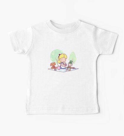 Very Merry Unbirthday Baby Tee