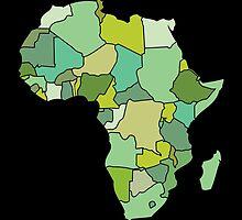 Africa by Emir Simsek
