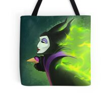 Maleficent - Beautifuly Burning Tote Bag
