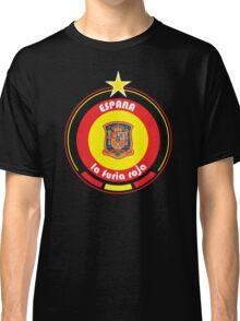 World Cup Football 8/8 - Team Espana Classic T-Shirt