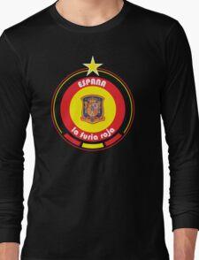 World Cup Football 8/8 - Team Espana Long Sleeve T-Shirt