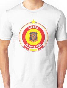 World Cup Football 8/8 - Team Espana Unisex T-Shirt