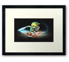 Rupee! Framed Print