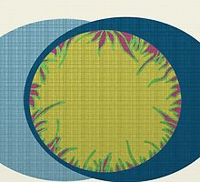 Spiral Weave Garden  by cempakabali