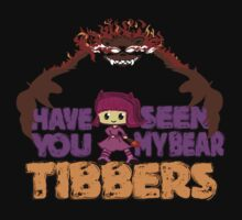 League of Legends Have You Seen My Bear Tibbers? by JellyBeanie