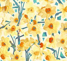 Yellow Jonquils by micklyn