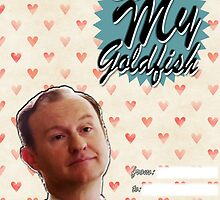 Mycroft Valentine's Day Card  by thescudders