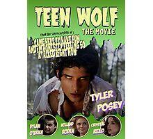 Teen Wolf Old Comic Photographic Print