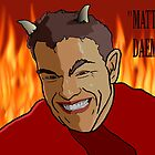 Bad Pun #2: Matt Daemon by drucifer67