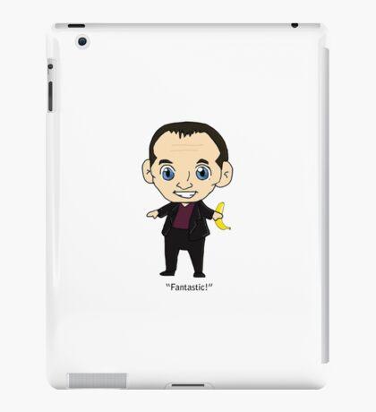 Ninth Doctor iPad Case/Skin