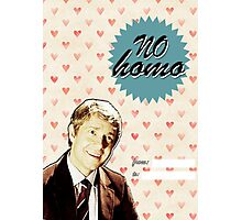 John Watson Valentine's Day Card Photographic Print