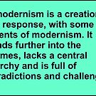 Definition of Remodernism by Wendy Eriksson