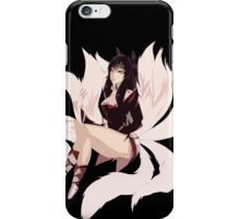League of Legends Ahri iPhone Case/Skin