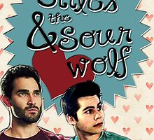 Stiles & The Sour Wolf by thescudders