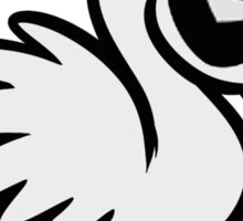 Captain Swan - Illustration  Sticker