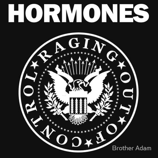 TShirtGifter presents: Raging Hormones