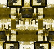 Forest Squared - Gold temple by 40degreesSouth
