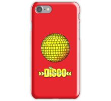 Disco Ball by 'Chillee Wilson' iPhone Case/Skin