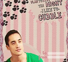 My Teenwolfed Valentine[I Like To Cuddle] by thescudders