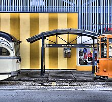 Buses, Trams and more by Hushabye Lifestyles