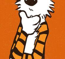 President Hobbes Sticker
